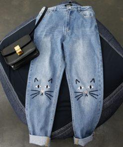 ג'ינס נשים וינטג'
