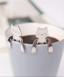 כפית חתול חמוד