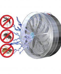 קוטל יתושים סולארי נייד ללא צורך בחיבור לחשמל