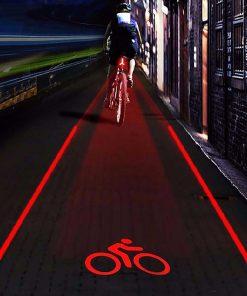 תאורת LED לאופניים