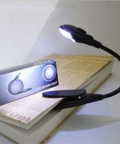 מנורת קריאה לספר