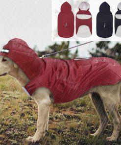 מעיל גשם לכלבים