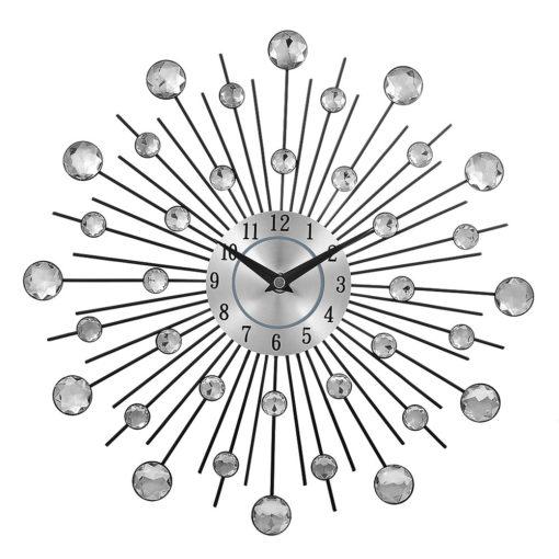 שעון קיר קריסטלים