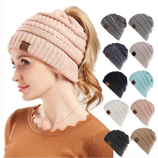 כובע חורף נשים