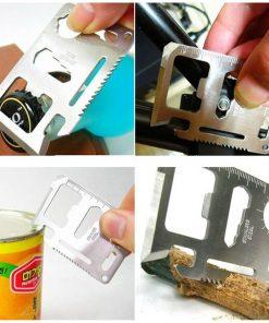כרטיס מולטיטול סט כלים שימושיים