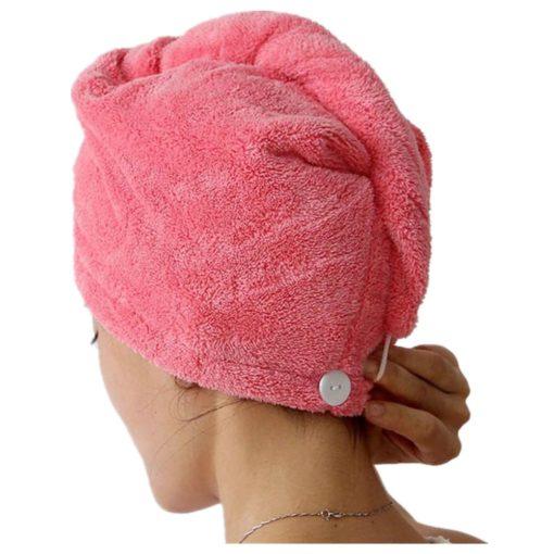 כובע מגבת קשמיר