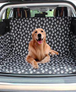 ריפוד תא מטען לכלב