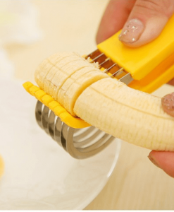 פורס בננות ונקניקיות