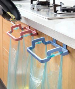 מתקן לתליית שקית אשפה