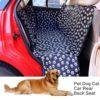 משטח לכלבים למושב האחורי