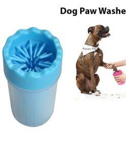 מנקה כפות רגלי כלבים