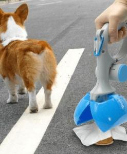 מכשיר לאיסוף צואת כלבים