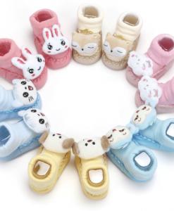 נעלי בית חמודות לתינוקות