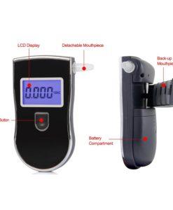 גלאי אלכוהול מכשיר ינשוף לבדיקת רמת האלכוהול בדם