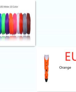 עט מדפסת תלת מימד 3D להכנת יצירות קסומות